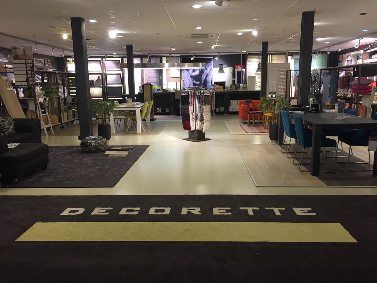 decorette-winkel