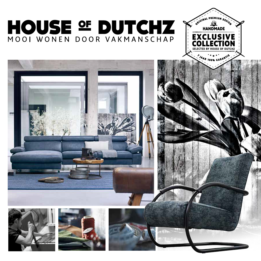 House of Dutchz; nieuwe catalogus online!