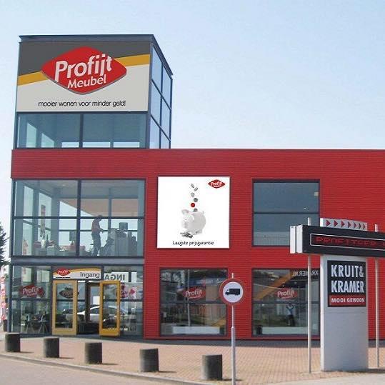 Profijt Meubels Groningen.Profijt Meubel Woonboulevard Groningen