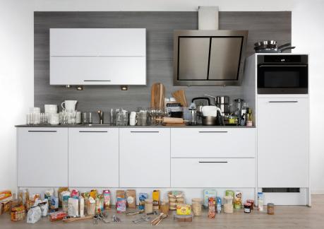 Tip voor je keuken! In 5 stappen naar een efficiënte kastindeling!