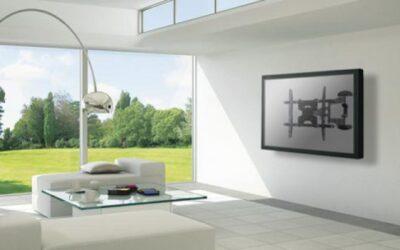 Over TV's en het aan de muur bevestigen van platte tv's…